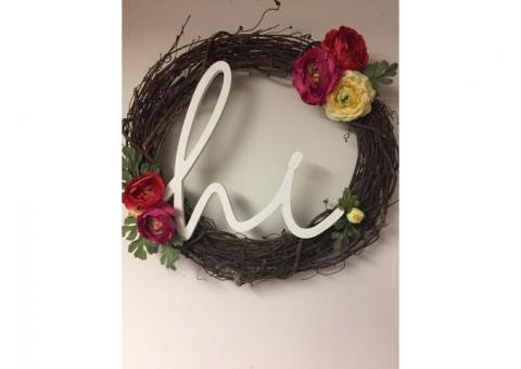 Cutie wreath