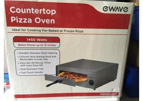 Pizza Oven - Countertop (NEW)