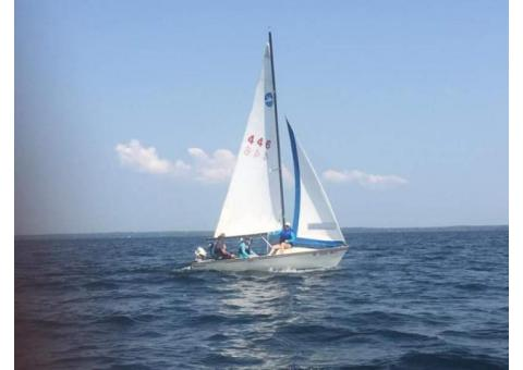 1978 Boston Whaler Sail Boat