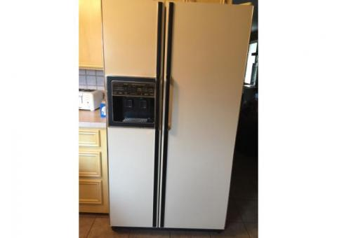 Refrigerator, Electric Range and Dishwasher