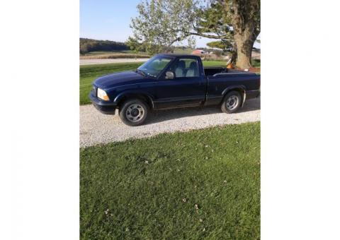 2000 GMC SANOMA FOR SALE