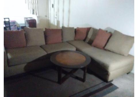 Gently Used Living Room Set