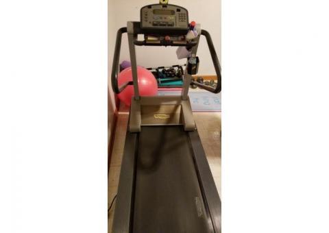 Commercial Technogym Run 600 Pro Treadmill