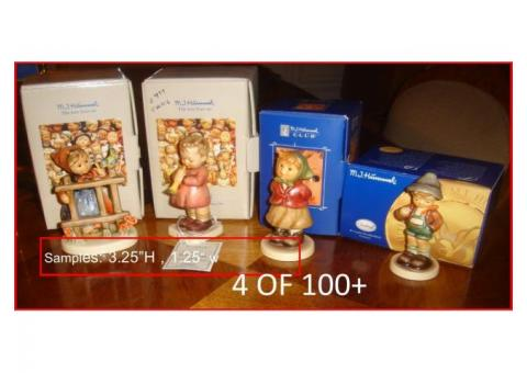 CHRISTMAS GIFT TREASURES: Choose out of 100+ HUMMELS
