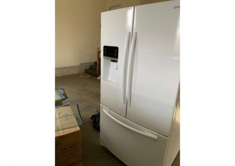 Refrigerator - Microwave Convection - Dishwasher