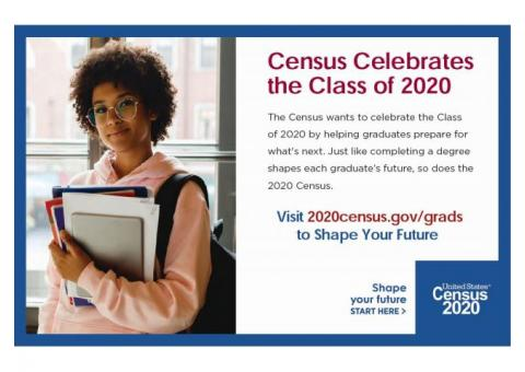 Census Celebrates the Class of 2020