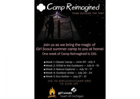 Camp Reimagined!