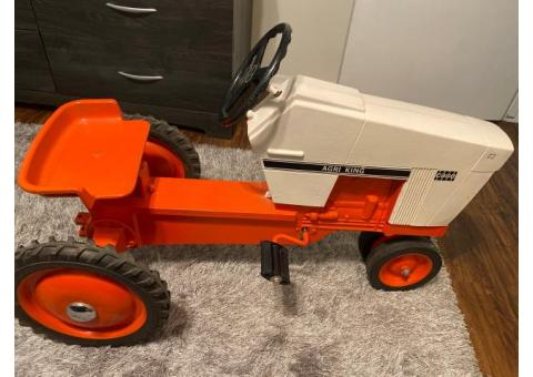 Collectible Case Pedal Tractor