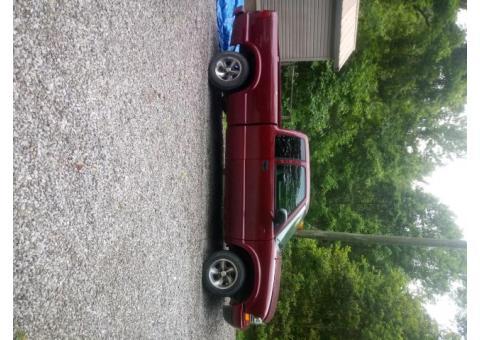 Chevy s10 2002 2.2 liter 92 k miles