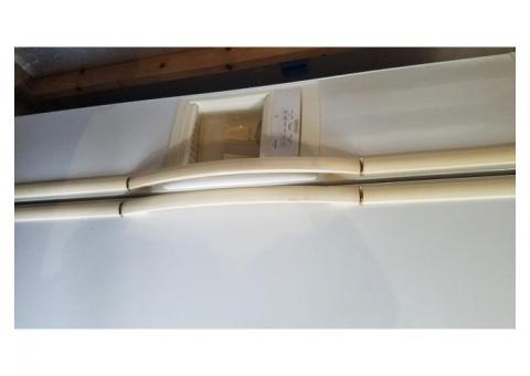 Whirlpool refrigerator freezer combination