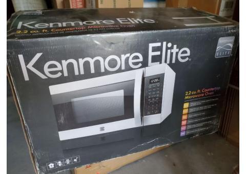 Kenmore Elite Microwave NEW $250